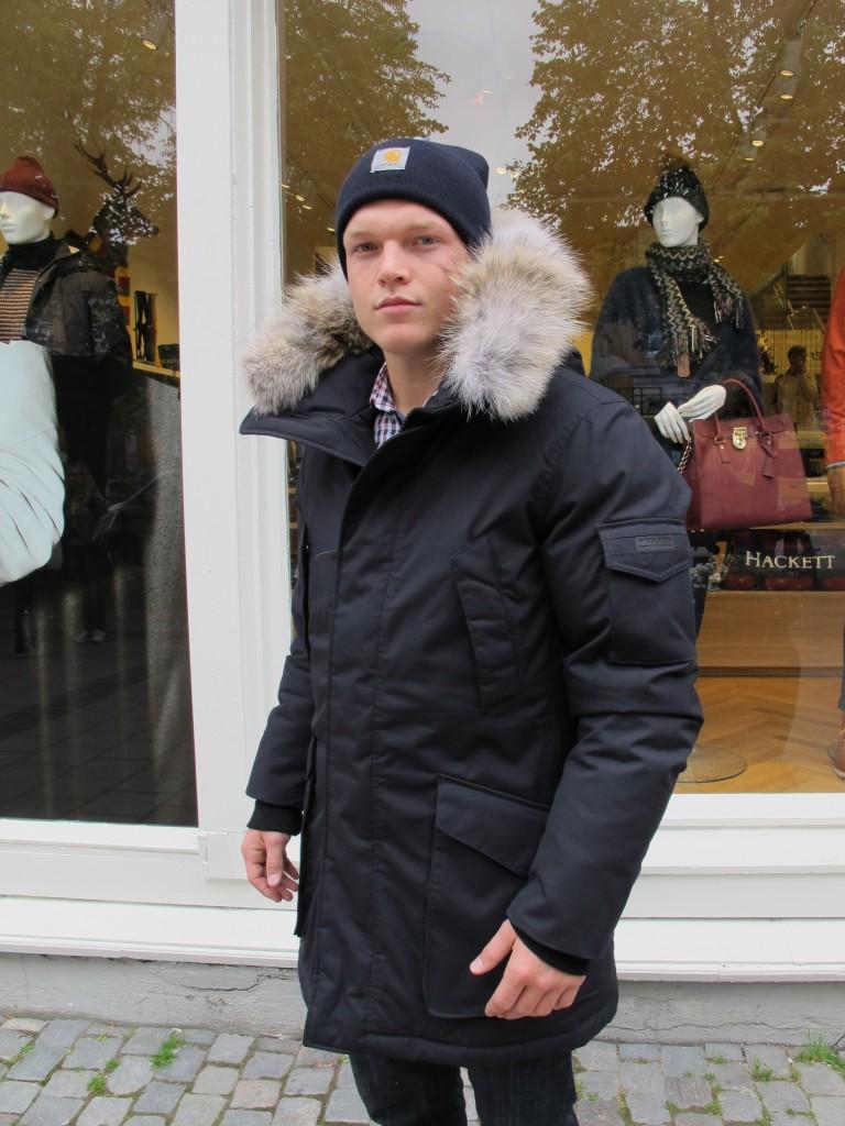 Woolrich Vinterjakke Herre