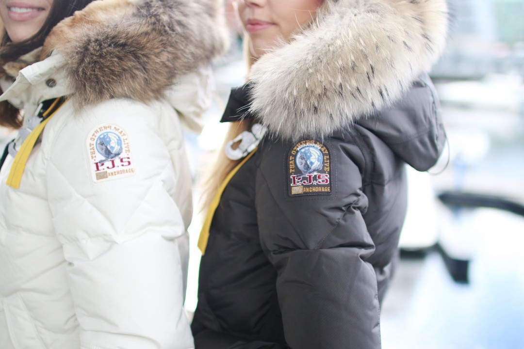 parajumpers long bear maße