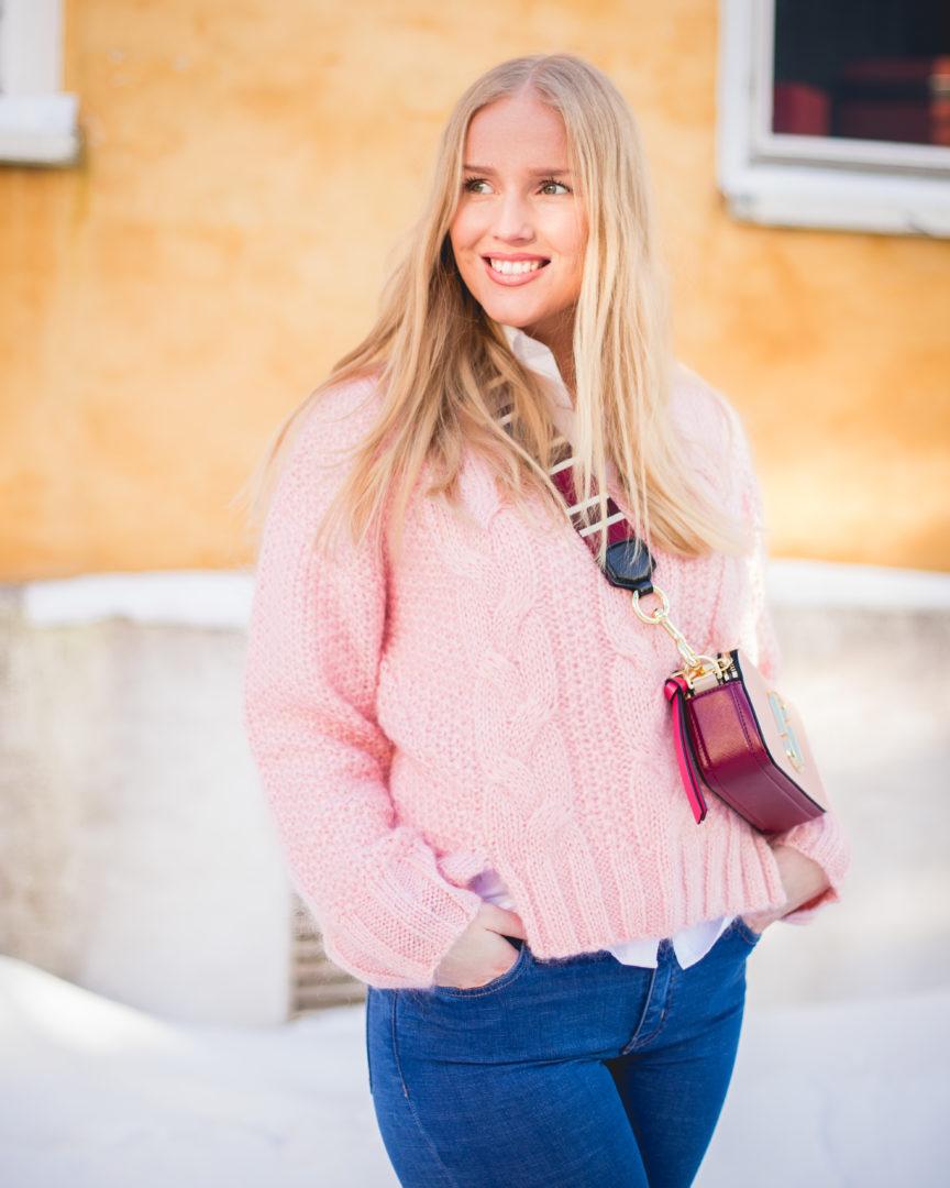 skandinavisk stil farge